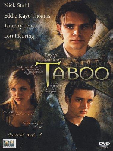 Taboo [IT Import]