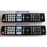 Original Fernbedienung LG AKB73615302 als 1:1 Ersatz für LG AKB73615361 Fernseher TV Remote Control / Neu