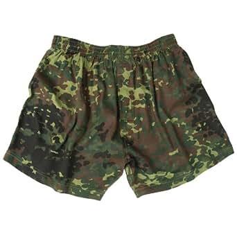 Mil-Tec Boxer Short Flecktarn Taille S