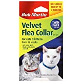 Bob Martin Flea Collar for Cats Twin Packby Bob Martin