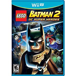 WARNER BROS 1000286897 / LEGO Batman 2 Super Heroes Wii