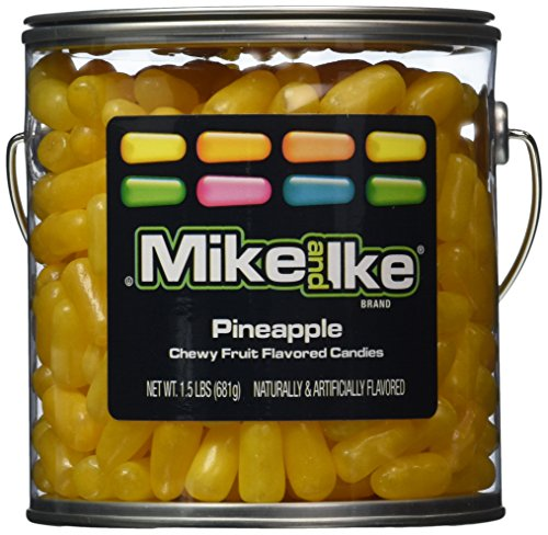 mike-and-ike-party-pail-black-label-candy-pineapple-15-pound