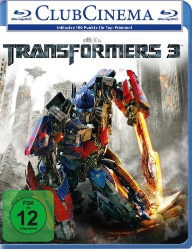 Transformers 3 [Blu-ray]