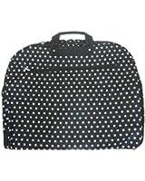 World Traveler Polka Dot Collection 40-inch Hanging Garment Bag