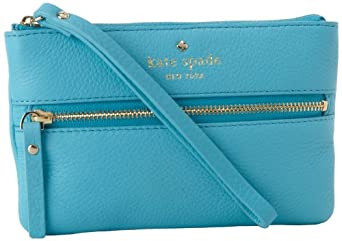 Kate Spade New York Cobble Hill Bee PWRU2938 Wristlet Handbag,Firoza,One Size