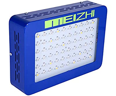 MEIZHI 300W Led Grow Light Full Spectrum for Hydropnic indoor/Greenhouse Growing Veg and Flower