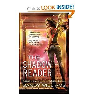 The Shadow Reader - Sandy Williams