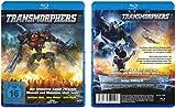 Image de Transmorphers [Blu-ray]