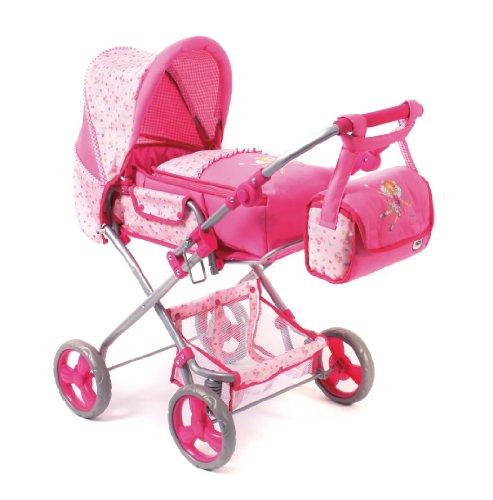 Bayer Chic 2000 587 77 - Kombi Bambina, Prinzessin Lillifee, Puppenwagen
