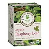 Traditional Medicinals Tea - Raspberry Leaf