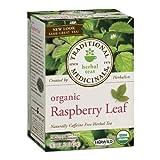 Traditional Medicinals Tea - Raspberry Leaf