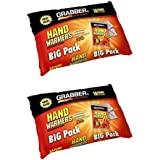 Grabber Hand Warmers, 10 Pairs (Pack of 2)