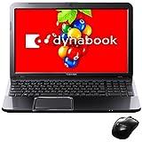 東芝 ノートパソコン dynabook T552(Office Home and Business搭載) PT55247GBHB