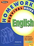 img - for Homework Survival Guide English (Troll Homework Survival Guides) book / textbook / text book