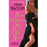 Eleven Scandals to Start to Win a Duke's Heart ~ Sarah MacLean