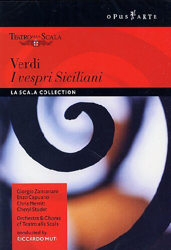 Verdi: I Vespri Siciliani [DVD] [2010]