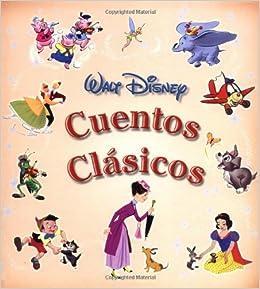 Walt Disney Cuentos Clasicos Disney Coleccion De Cuentos