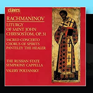 Rachmaninov/ Works ForChorus