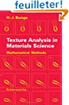 Texture Analysis in Materials Science...