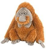 """Wild Republic Cuddlekin Orangutan 12"""" Plush"""