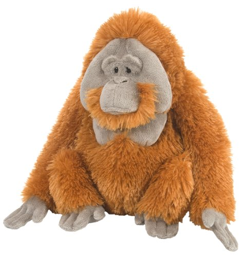Orangutan Stuffed AnimalWild Republic / Cuddlekin