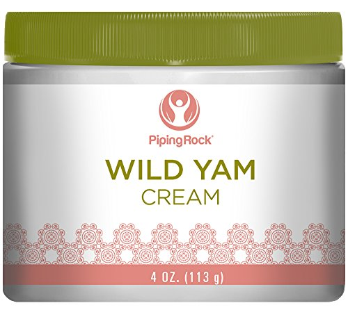 Wild Yam Cream 4 oz Cream (Fenugreek Extract Cream compare prices)