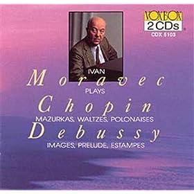 Moravec joue Debussy et Chopin