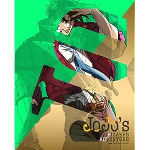 ジョジョの奇妙な冒険 Vol.4 (イベントチケット優先販売申込券、全巻購入特典フィギュア応募券付き)(初回限定版) [Blu-ray] (2013)