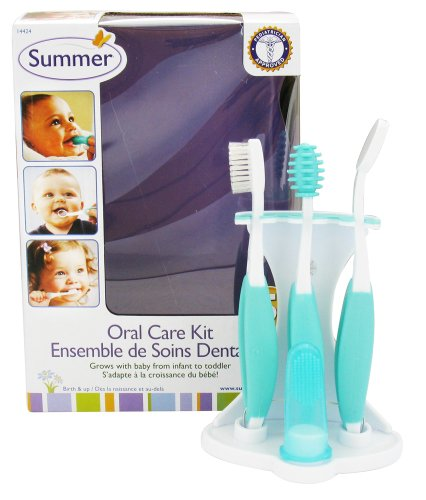 Summer Infant – Oral Care Kit – 5 Piece(s) CLEARANCE PRICED