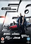 Fast & Furious: The 6 Movie Collectio...