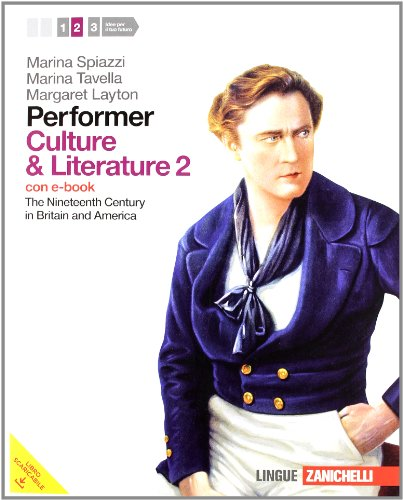 Performer Culture and literature Con e book Con espansione online Per le Scuole superiori 2 PDF