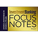 Investment Banking Focus Notes