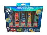 Inside Out Mood Changing Lip Balm, 5 Count