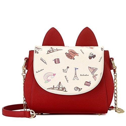 mainlycor-chb880470c1-2016-pu-leather-korean-version-womens-handbaganimal-shaped-kitten-package