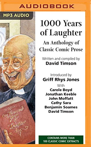 1,000 Years of Laughter: An Anthology of Classic Comic Prose (Mp3 1000 Years compare prices)