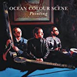 Painting Ocean Colour Scene