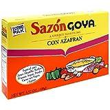 Goya Sazon con Azafran - 3.52 oz.