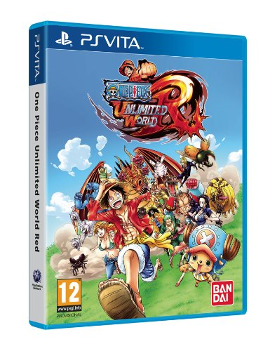 product photo for One Piece Unlimited World Red