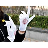 Anime Cosplay Fullmetal Alchemist Gloves Colonel Roy Mustang Edward Elric Accessories