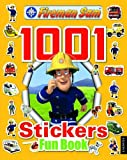 Fireman Sam Fireman Sam 1001 Stickers Fun Book (1001 Stickers Fun Books)