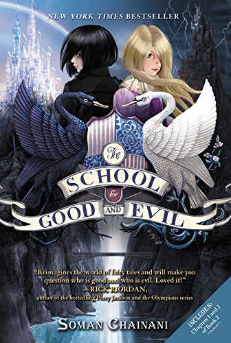 The School for Good and Evil 01