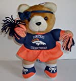 "Denver Bronco Cheerleader Bear 10 1/2"" tall at Amazon.com"