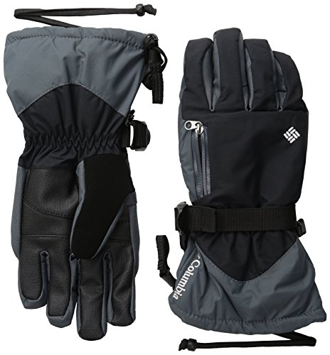 Columbia Women's Bugaboo Interchange Gloves, Black/White, Small (Omni Heat Glove Liners compare prices)