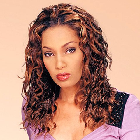 Outre Quick Weave Synthetic Hair Half Wig - Ayana (Color: S1B/33)