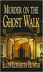 Murder On The Ghost Walk (Magnolia Mystery Series)