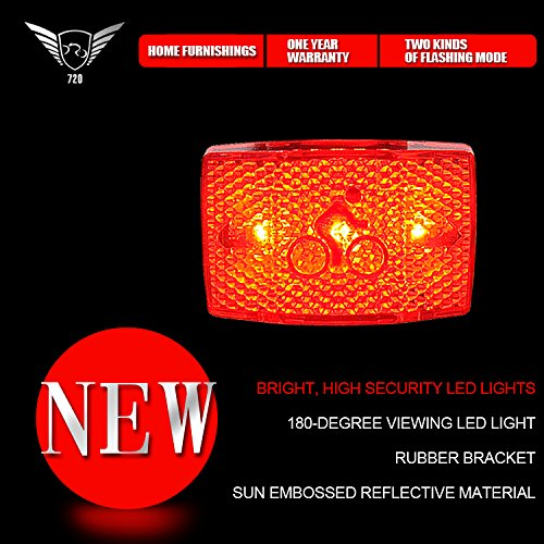 High Quality Bicycle Safety Led Lights For Bicycles,Electric Cars,Motorcycles Lights