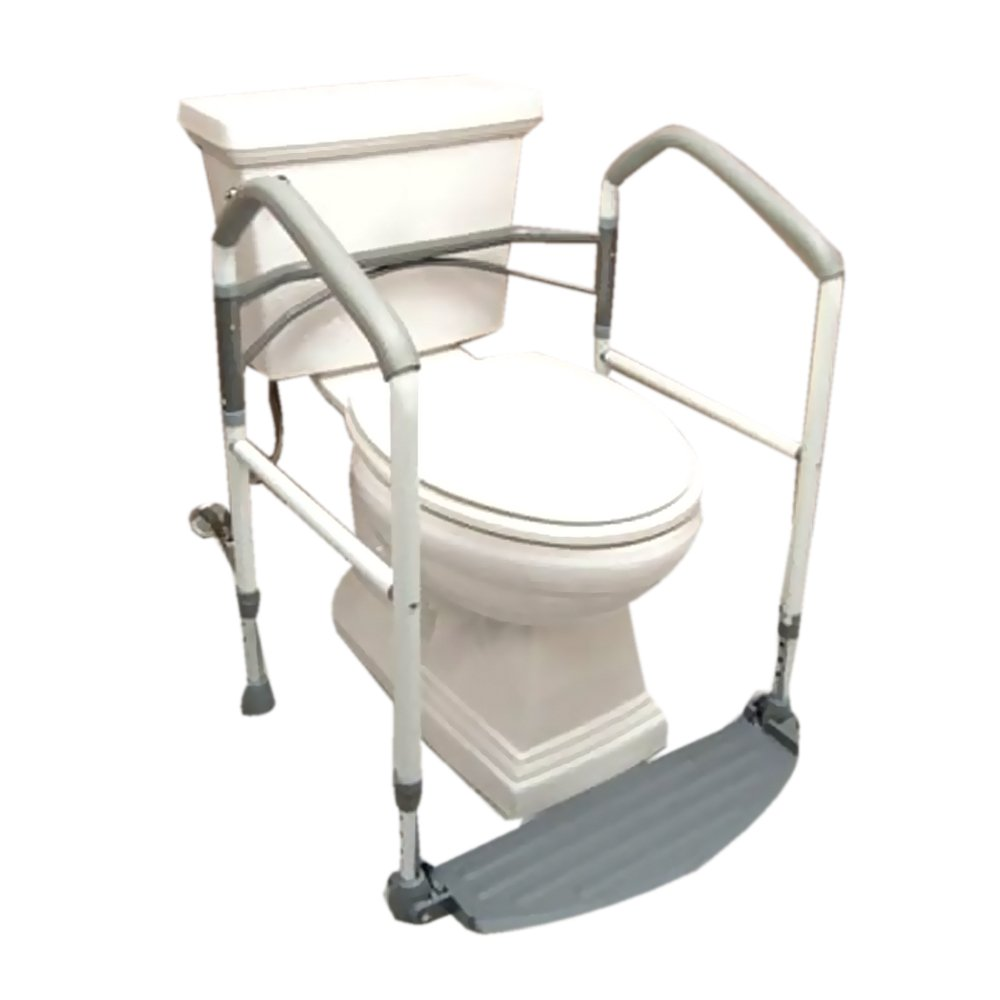 Top 10 Best Toilet Safety Frames and Rails Reviews 2016-2017