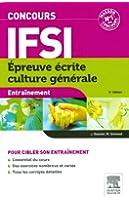 Concours IFSI Entraînement Culture générale