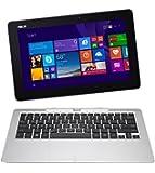 "ASUS VivoBook J200TA-CP026H - Portátil táctil de 11.6"" (Intel Atom Z3795, 4 GB de RAM, Disco Híbrido de 500 GB + 32 GB EMMC, Intel HD Graphics, Windows 8), negro -Teclado QWERTY Español"