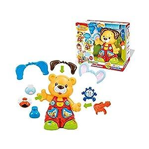 Baby Clementoni - Tommy osito cuentacuentos (65638) de Clementoni en BebeHogar.com
